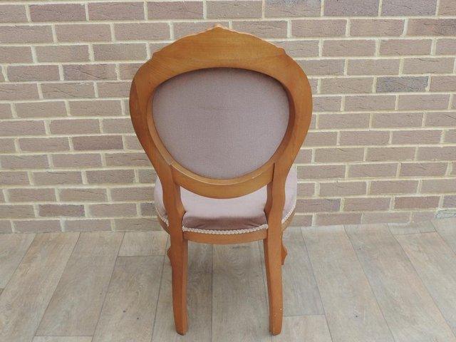 Image 8 of French Desk Chair (UK Delivery)