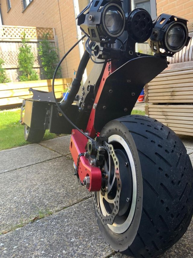 Preview of the first image of Electric Scooter.