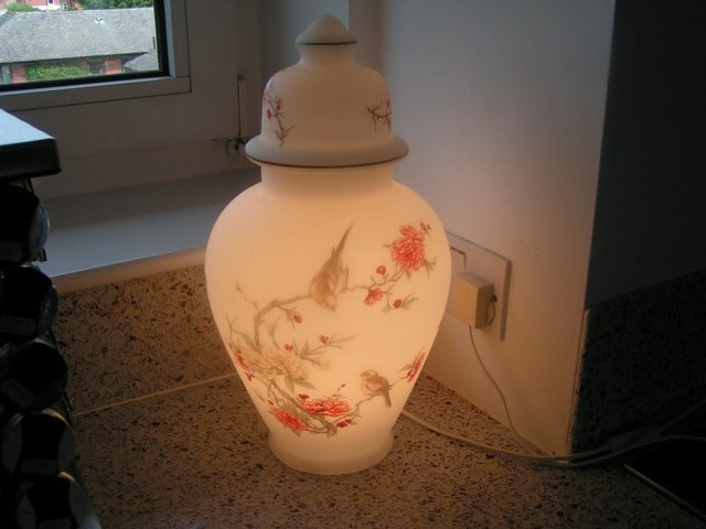 Preview of the first image of ORIENTAL TABLE LAMP.