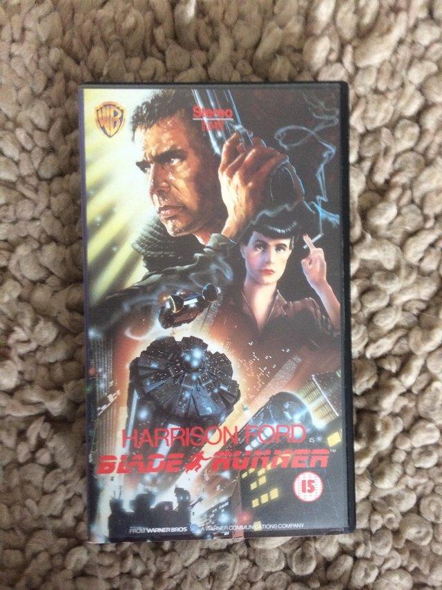 Image 2 of VHS Blade Runner