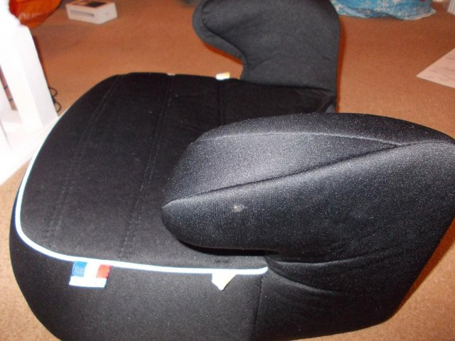 Preview of the first image of New Baby Booster Seat mycarsitup make.