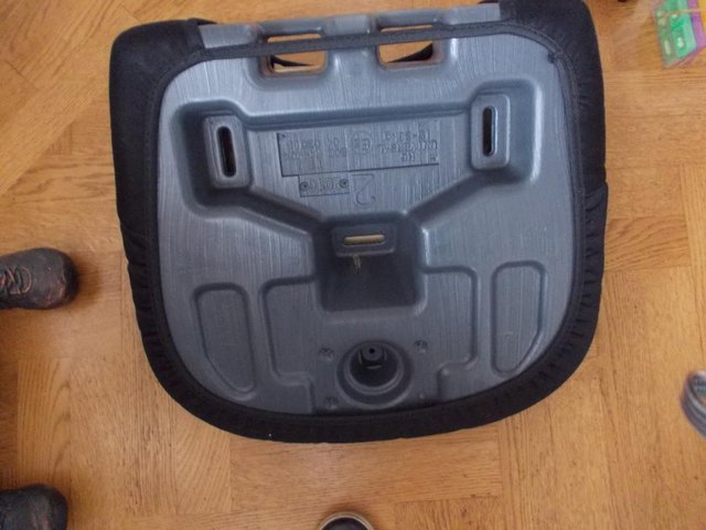 Image 2 of New Baby Booster Seat mycarsitup make