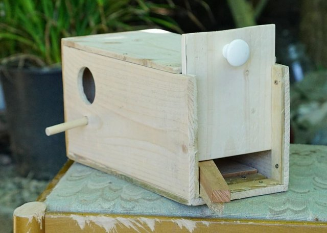 Image 3 of budgie nest boxes for sale
