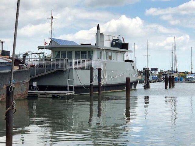 Preview of the first image of Stunning Ferry Conversion - Edith.