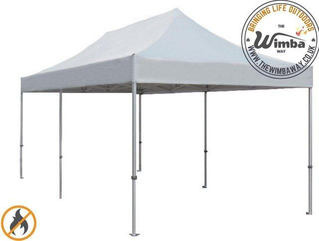 Image 7 of COMMERICAL GRADE 4m x 8m NEW Popup Gazebo Marquee – ALL SIDE