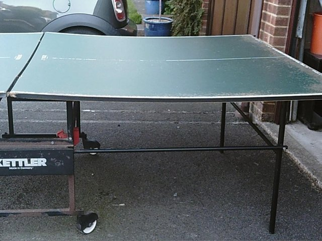 Preview of the first image of Table Tennis Table.
