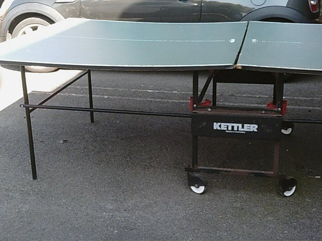 Image 3 of Table Tennis Table