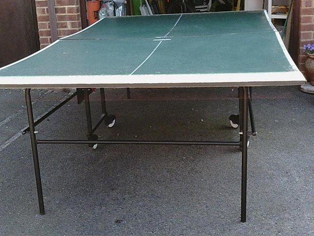 Image 4 of Table Tennis Table