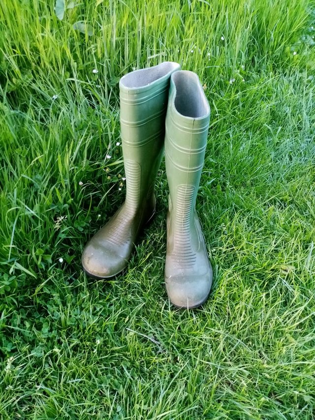 Preview of the first image of Wellington Boots.