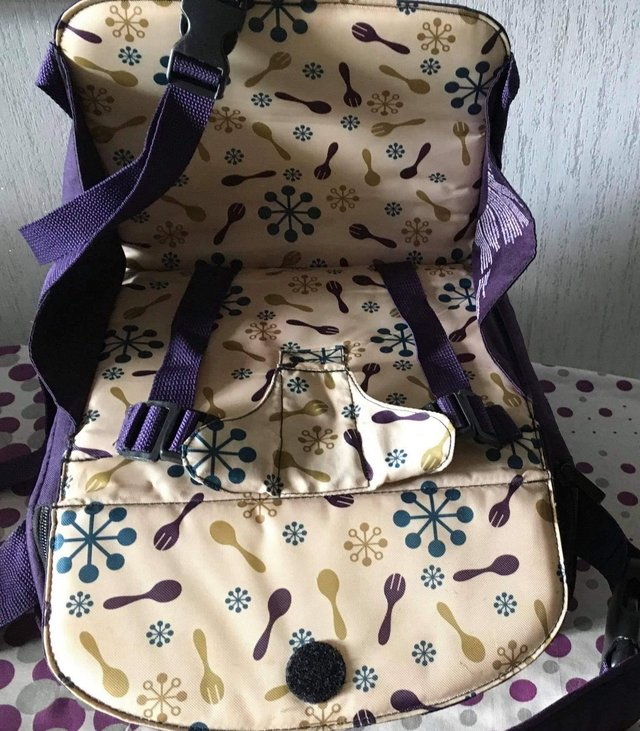 Image 3 of For SaleTravel Booster seat bargain  !!