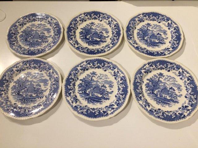 Image 2 of Seaforth Dinner Plates