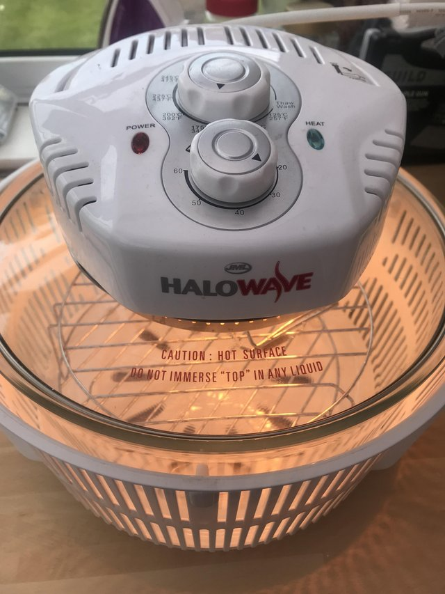 Preview of the first image of JML Halowave Oven.