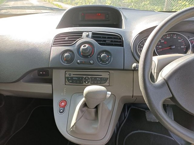 Image 12 of Wheelchair Access Automatic Petrol Mobility Renault Kangoo