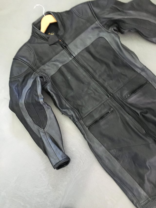 Preview of the first image of Motorcycle leathers - one piece..