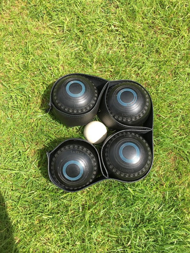 Preview of the first image of Lawn Bowls.