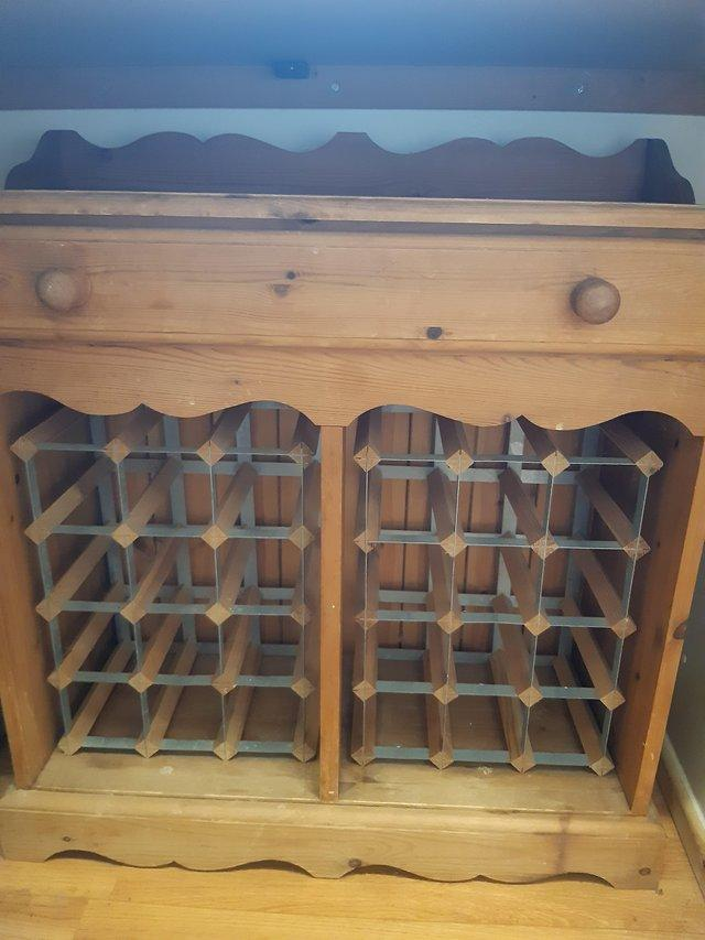 Preview of the first image of Wine rack.