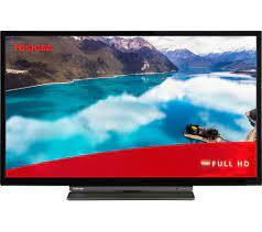 """Preview of the first image of TOSHIBA 32"""" SMART TV-FREEVIEW-70 FREE CHANNELS-EX DISPLAY-."""