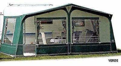 Preview of the first image of Ventura Atlantic verde awning by Isabella size 875.