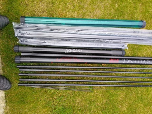Image 3 of Tricast Excellence 980 - 14 metre pole, good condition.