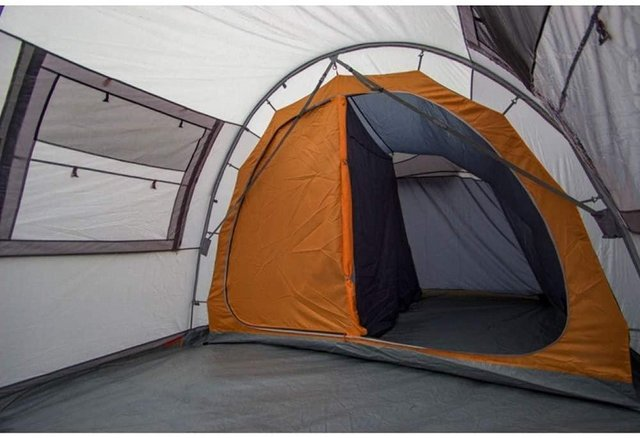 Preview of the first image of Vango Winslow 500 Tent Complete setup.