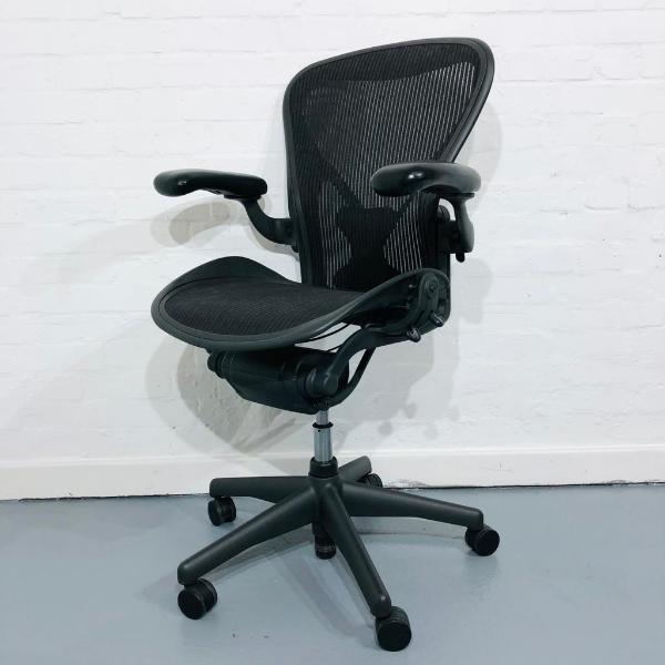 Preview of the first image of Herman Miller Aeron - 5 in Stock.