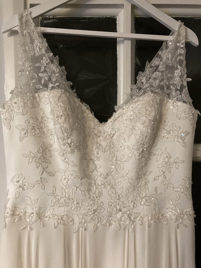 Image 3 of Wedding gown by Charlotte Balbier Raina