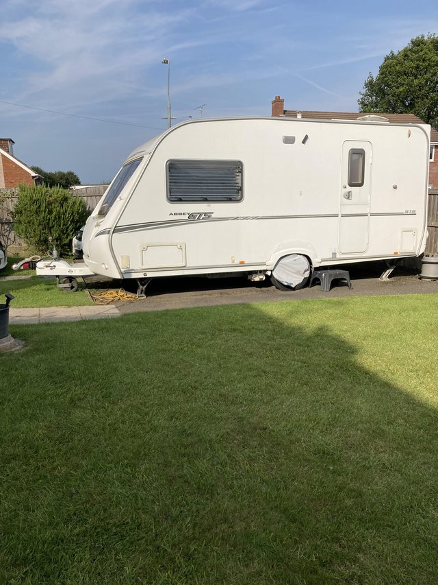 Preview of the first image of 2007 Abbey 215 GTS caravan for sale.