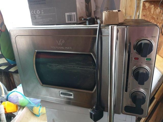 Preview of the first image of New Wolfgang Puck pressure oven.