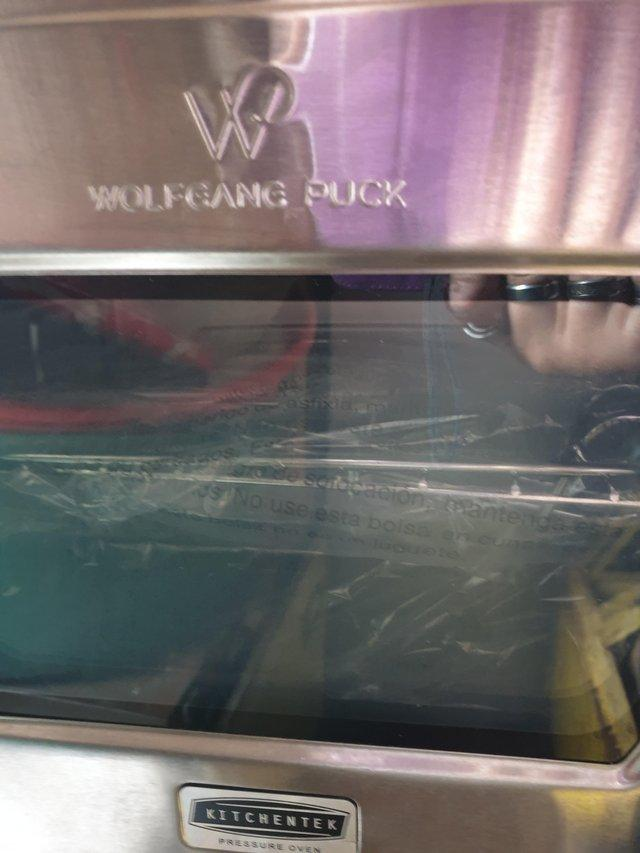Image 2 of New Wolfgang Puck pressure oven