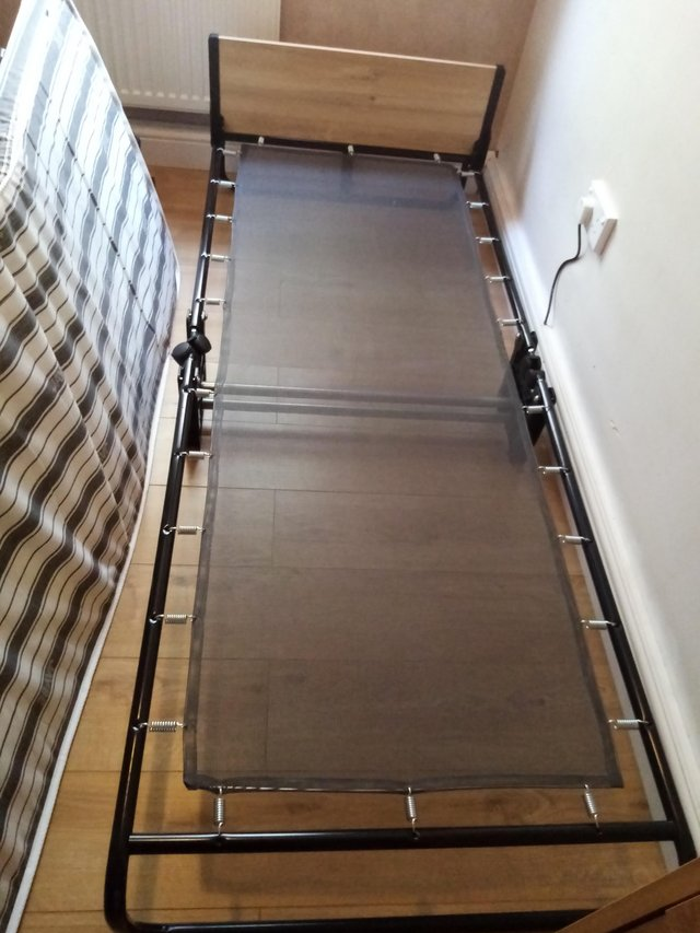 Image 5 of Jay-Be Revolution Folding Bed