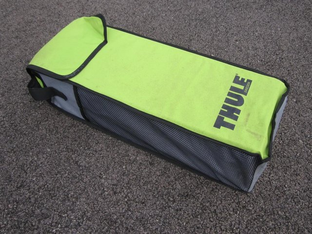 Preview of the first image of Thule 5 ton Levellers complete with bag.