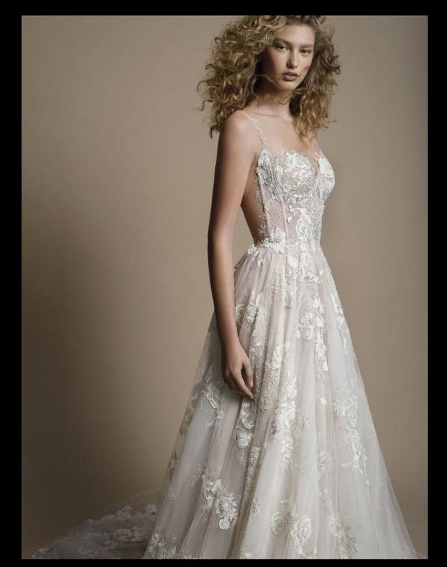 Preview of the first image of Wedding dress Galia Lahav G103 GALA.