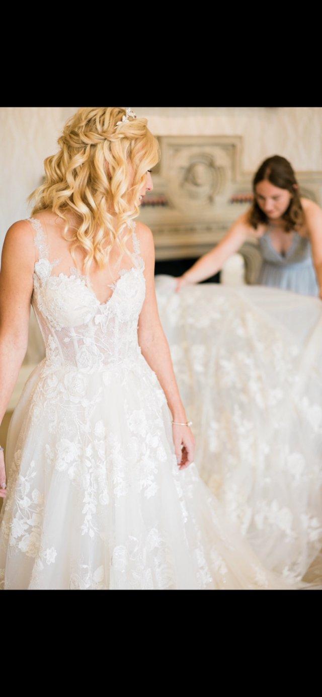 Image 3 of Wedding dress Galia Lahav G103 GALA