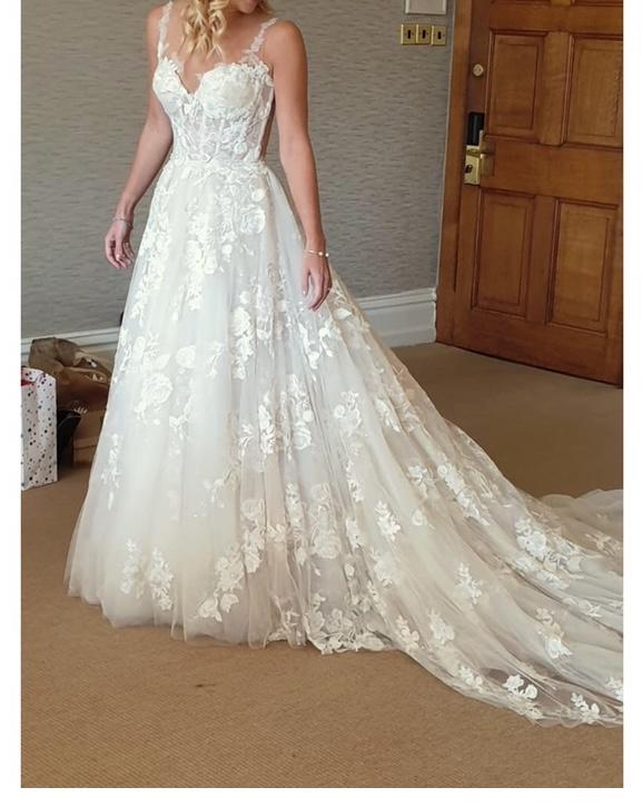 Image 5 of Wedding dress Galia Lahav G103 GALA