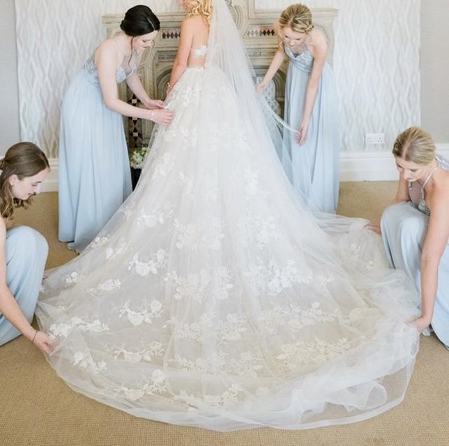 Image 6 of Wedding dress Galia Lahav G103 GALA