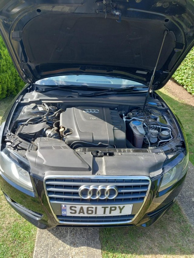 Image 3 of Audi A5 BLACK SPORTSBACK FOR SALE!!!!! FULL SERVICE HISTORY