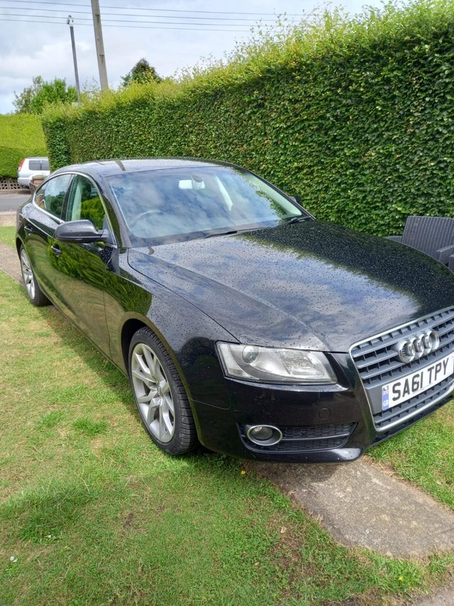 Image 4 of Audi A5 BLACK SPORTSBACK FOR SALE!!!!! FULL SERVICE HISTORY
