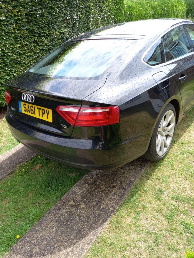 Image 6 of Audi A5 BLACK SPORTSBACK FOR SALE!!!!! FULL SERVICE HISTORY