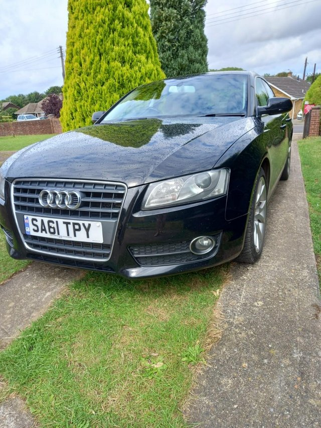 Image 7 of Audi A5 BLACK SPORTSBACK FOR SALE!!!!! FULL SERVICE HISTORY