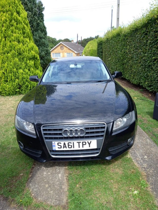 Image 8 of Audi A5 BLACK SPORTSBACK FOR SALE!!!!! FULL SERVICE HISTORY