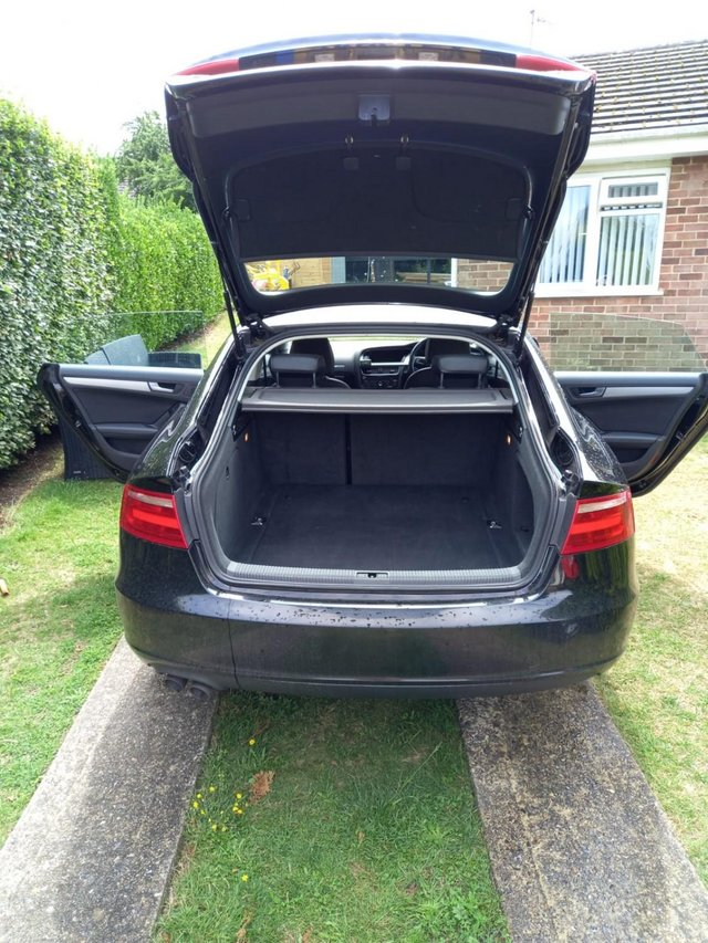 Image 10 of Audi A5 BLACK SPORTSBACK FOR SALE!!!!! FULL SERVICE HISTORY