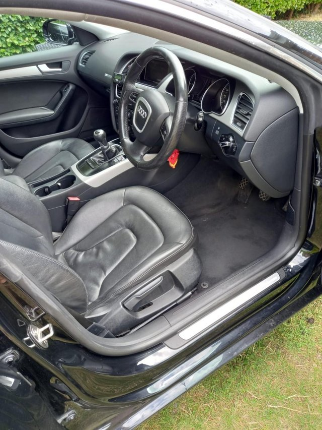 Image 11 of Audi A5 BLACK SPORTSBACK FOR SALE!!!!! FULL SERVICE HISTORY