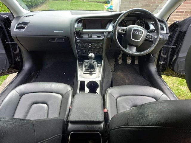 Image 12 of Audi A5 BLACK SPORTSBACK FOR SALE!!!!! FULL SERVICE HISTORY