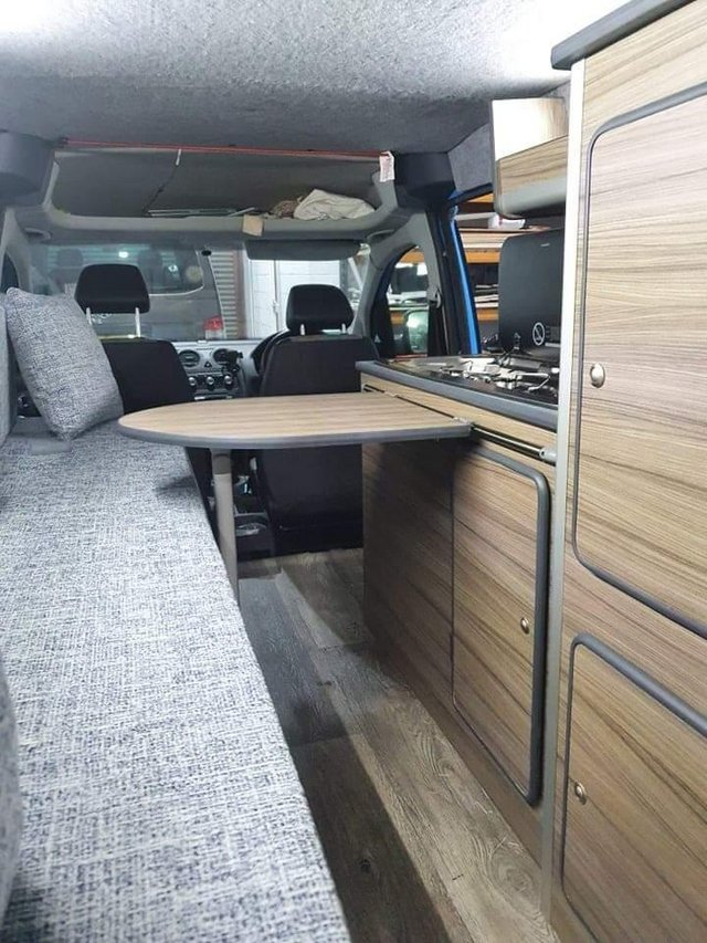 Image 2 of Caddy campervan like no other. Must see!