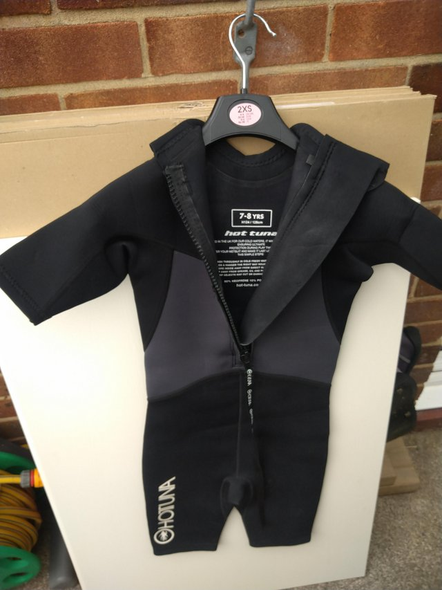 Image 2 of Childs wetsuit for sale for sale