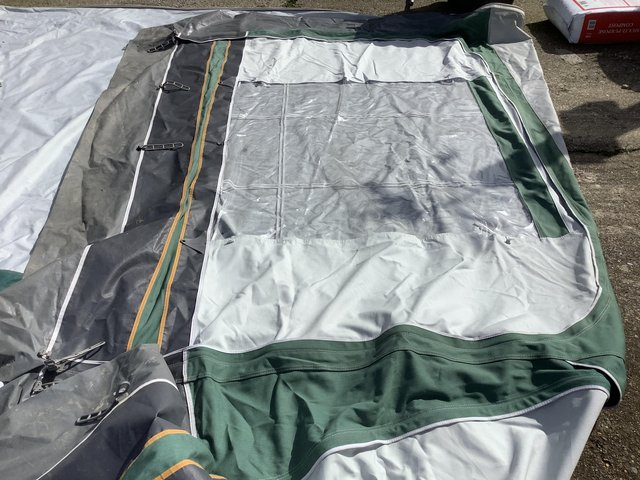 Image 8 of Caravan awning Dorema Special size 12 (price reduced)