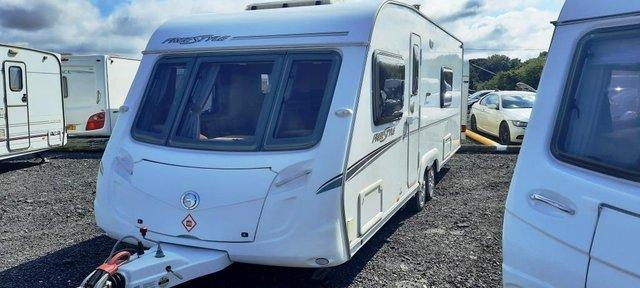 Image 2 of 2009 Swift Freestyle 620, 4 Berth Fixed Bed, Motor Movers