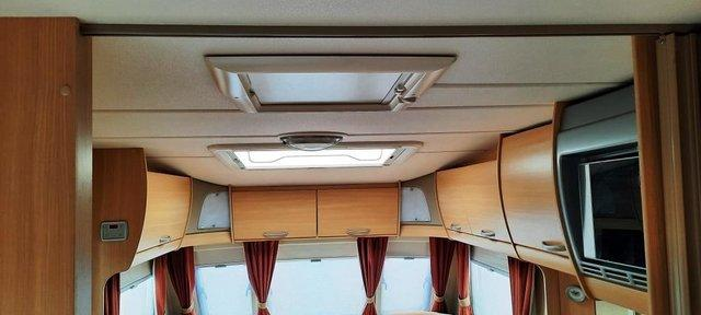 Image 14 of 2009 Swift Freestyle 620, 4 Berth Fixed Bed, Motor Movers