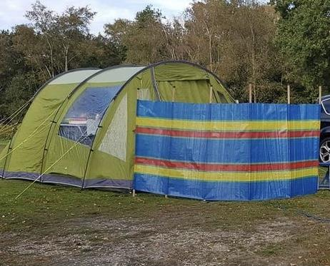 Preview of the first image of Vango icarus 500 dlx tent excellent condition.
