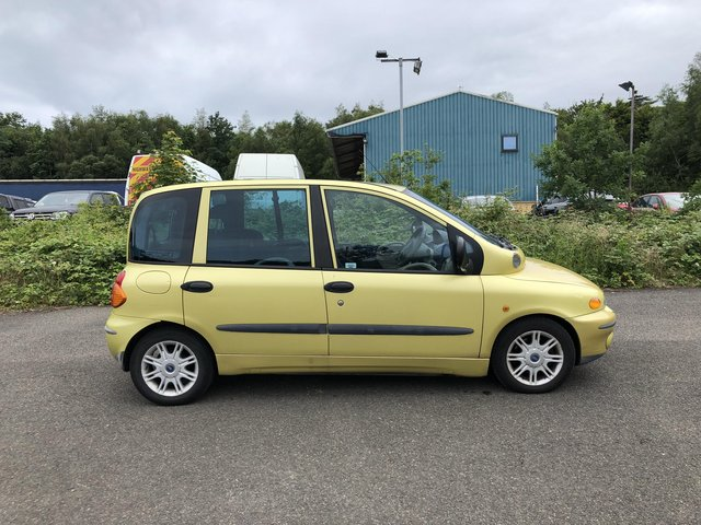 Preview of the first image of Wheelchair Accessible Fiat Multipla.